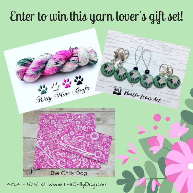 Enter to win this yarn lover's gift set!